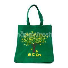 Green3R Tas Ilustrasi Bunga Batik