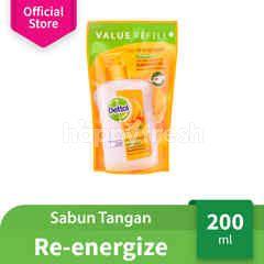 Dettol Sabun Cuci Tangan Re-energize