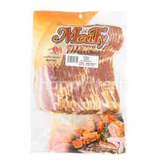 Meaty Streaky Pork Bacon - Premium Choice