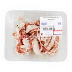 Betagro Marinated Pork Belly Sliced