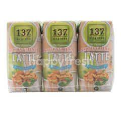 137 Degrees Matcha Green Tea Latte With Walnut Milk