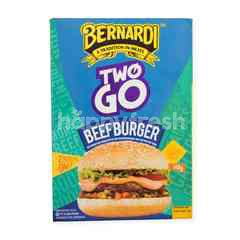 Bernardi Two Go Beef Burger