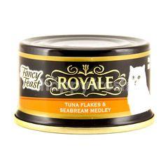 Purina Fancy Feast Royale Tuna Flakes & Seabream Medley