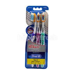 Oral-B Clinical Pro-Health Soft Toothbrush (Buy 2 Free 1)