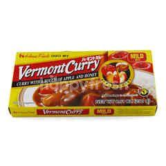 House Foods Saus Kari Vermont Apel & Madu Mild