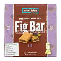 Nature's Bakery Stone Ground Whole Wheat Fig Bar Fig