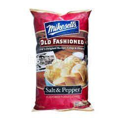 Mikesell's Potato Chips Salt & Pepper