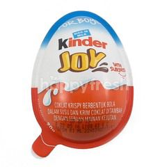Kinder Joy Chocolate For Boys