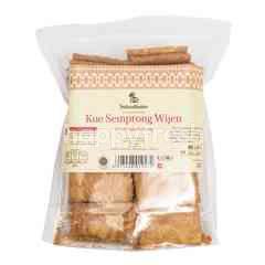 Indoculinaire Kue Semprong Wijen