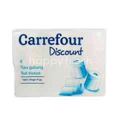Carrefour Discount Toilet Tissue Rolls (6 rolls)