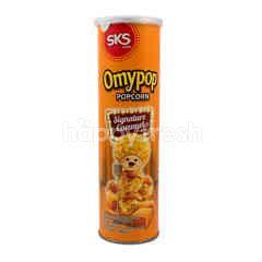 Omypop Popcorn Signature Caramel Flavor Popcorn