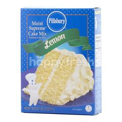 Pillsbury Lemon Cake Mix