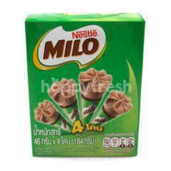 ไมโล ไอศกรีมรสช็อกโกแลตมอลต์