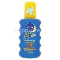 Nivea Sun Kids Moisturising 50+ Very High Sun Sprays