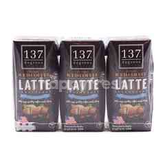 137 Degrees Iced Coffe Latte Drink (3Packs)