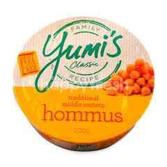 Yumi's Hommus Classic Dips