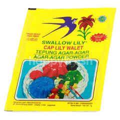Swallow Globe Brand Agar-Agar Putih