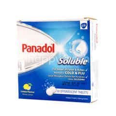 Panadol Soluble Lemon Flavour