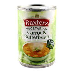 Baxters Vegetarian Carrot & Butterbean
