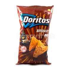Doritos Smokin' BBQ Flavored Tortilla Chips
