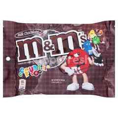 M&M Fun Size Milk Chocolate Candies 202.5G