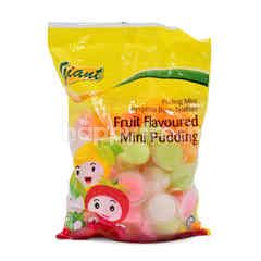 Giant Fruit Flavoured Mini Pudding (50 Pieces)