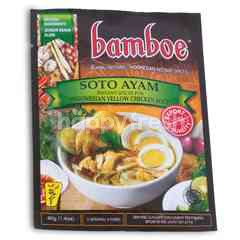 Bamboe Indonesian Yellow Chicken Soup