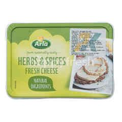 Arla Herbs & Spices Fresh Cheese