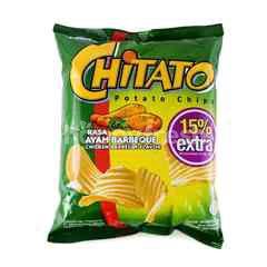 Chitato Chicken Barbecue Potato Chips