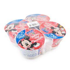 Dutchie Disney Kids Yoghurt Strawberry Flavour