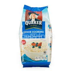 Quaker Oatmeal Cepat Masak