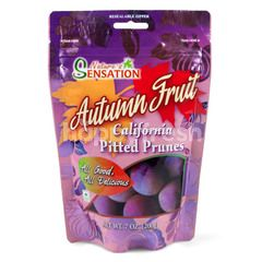 Nature's Sensation Autumn Fruit California Pitted Prunes