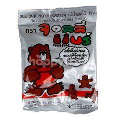 Jolly Bears Gelatin Jelly Mix Fruit Flavor