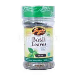 Jay's Kitchen Basil Leaves