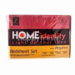Choice L Prime Bedsheet Stripe Size 180cmx200cm