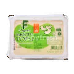 CHEONG FATT Organic Smooth Tofu