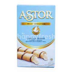 Astor Wafer Gulung Vanila