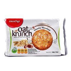Munchy's Oat Krunch Chunky Hazelnut