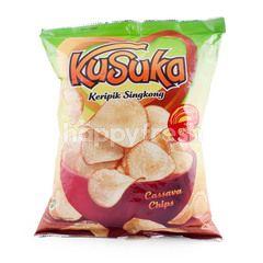 Kusuka Cassava Chips Balado