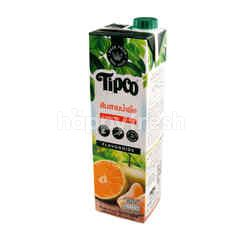 Tipco 100% Sai Nam Phueng Orange Juice