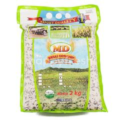 MD Organic Black + White Rice with Natural Fragrance