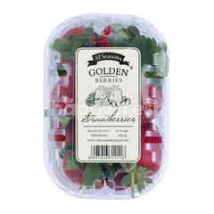 Golden Berries Strawberries