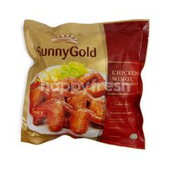 Sunny Gold Chicken Wings Spicy