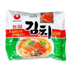 นงชิม บะหมี่กึ่งสำเร็จรูป รสกิมจิ