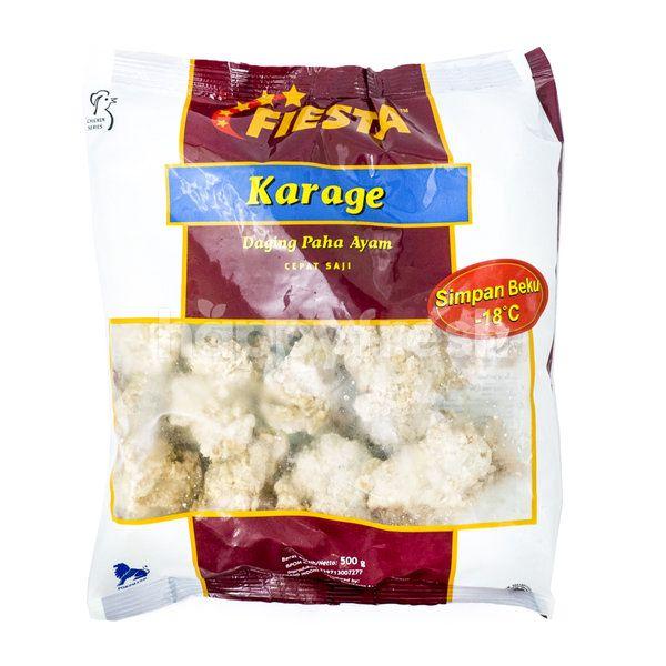 Fiesta Chicken Karage