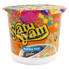 NyamNyam Bubble Puff Choco Cream