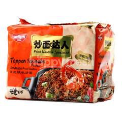 Nissin Fried Noodles Specialist Teppan Yakisoba Flavour Japanese Fried Noodles