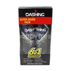 Dashing Style Twin Pack Deo Spray