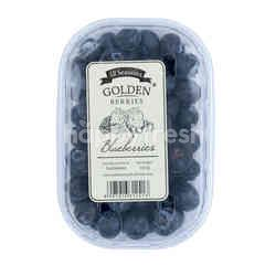 Golden Berries Blueberries