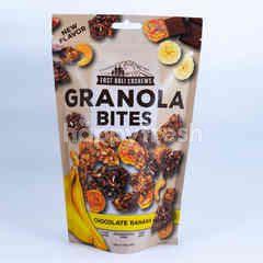 East Bali Cashews Granola Bites Cokelat Pisang